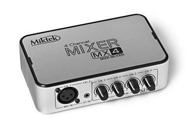 Miktek MX4 Review Sound on Sound