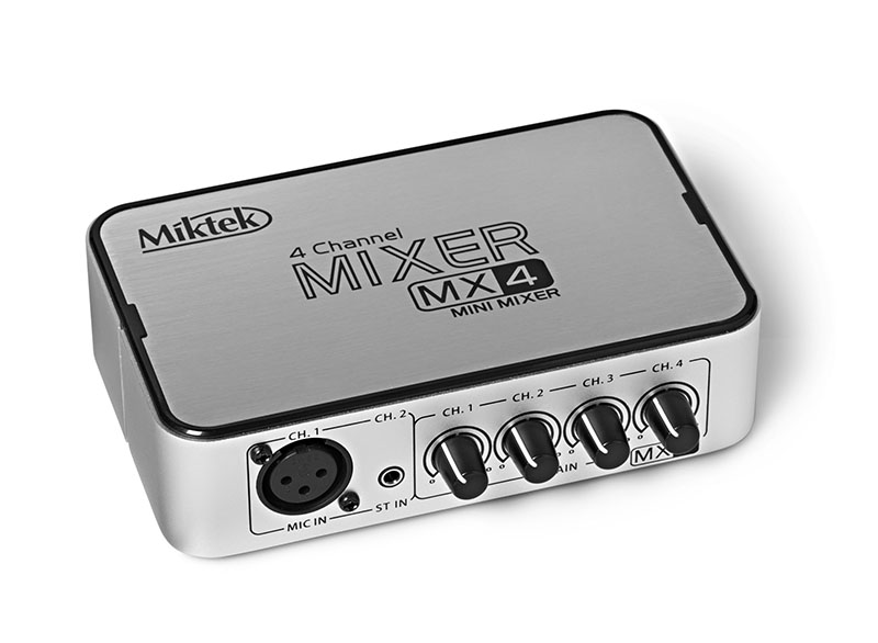 Miktek MX4 Review Sound on Sound